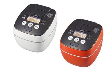 タイガー土鍋コーティング圧力IH炊飯器JPB-G102WA,JPB-G102DA