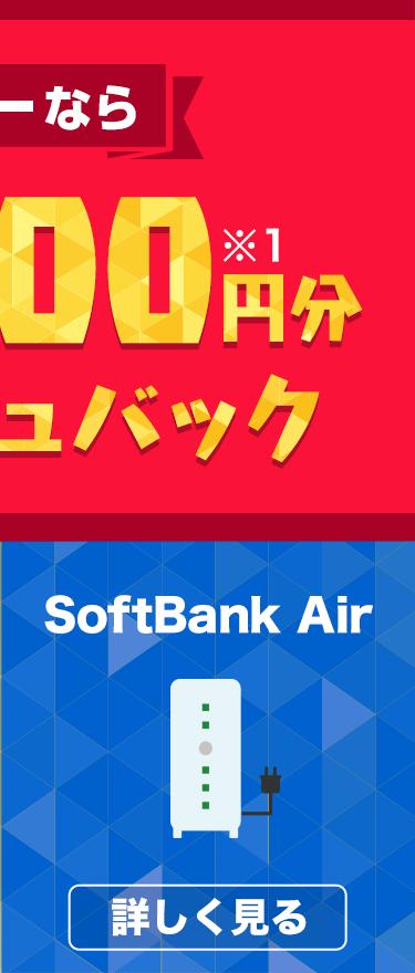 SoftBank Airを詳しく見る
