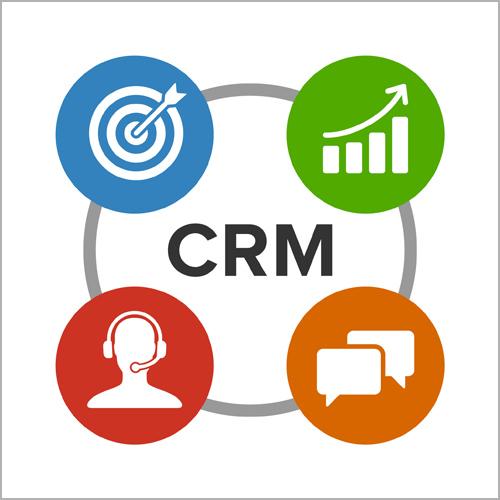 顧客管理(CRM)のイメージ画像