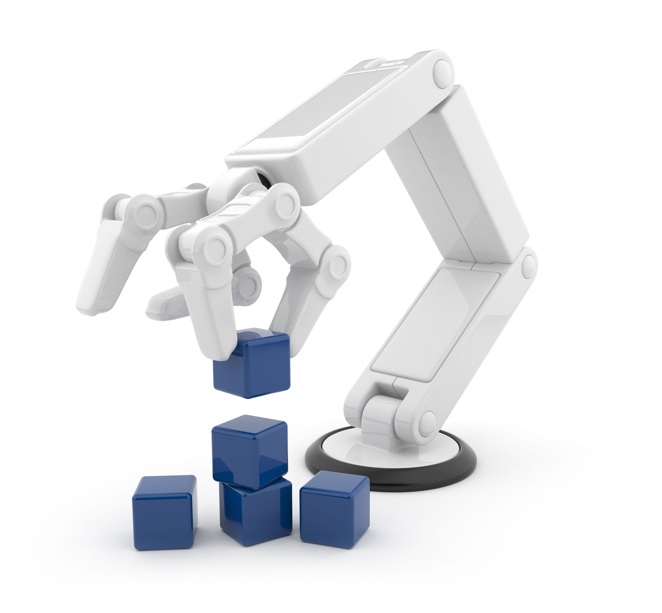 ロボット物流のイメージ画像