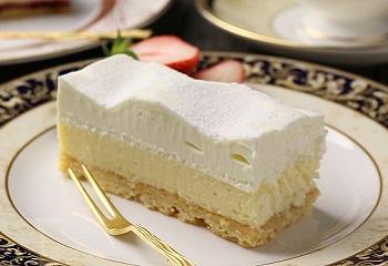 札幌パークホテル ダブルチーズケーキ