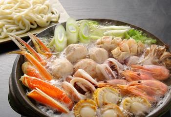 オホーツク海鮮鍋セット
