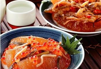 北海道 海鮮松前漬食べ比べセット