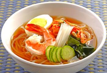 北海道熟成「生」冷麺5食セット