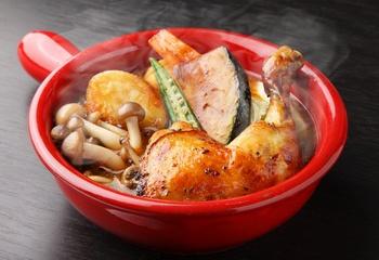 3種類から選べる北海道スープカレー2食