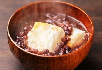 3種類から選べる北海道田舎ぜんざい4食