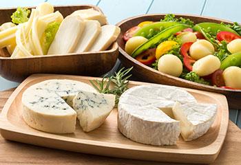 はやきた夢民舎 3種のチーズセット