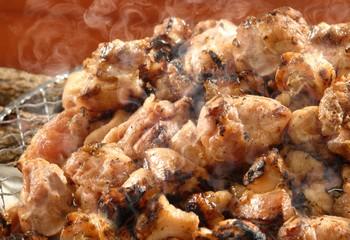 北海道産、本格鶏の炭火焼き仕立て3袋