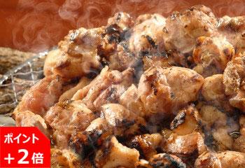 北海道産本格鶏の炭火焼き仕立て3袋