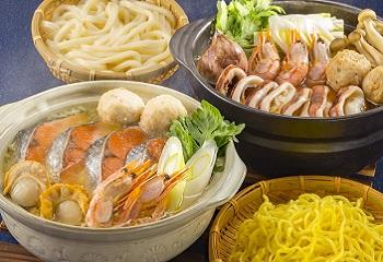 小樽海洋水産 石狩鍋 海鮮えび鍋セット