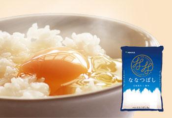 北海道産ななつぼし(5kg×2袋)