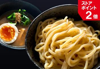 濃厚魚介とんこつ! 北海道極太つけ麺4食