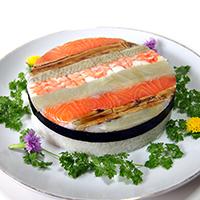大阪寿司けーき