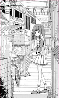 「アン・ハッピーガール」桃乃ロココ