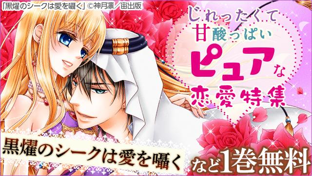 【無料】バレンタイン特集(SWEET) 第2週