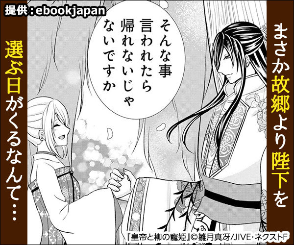 皇帝と柳の寵姫