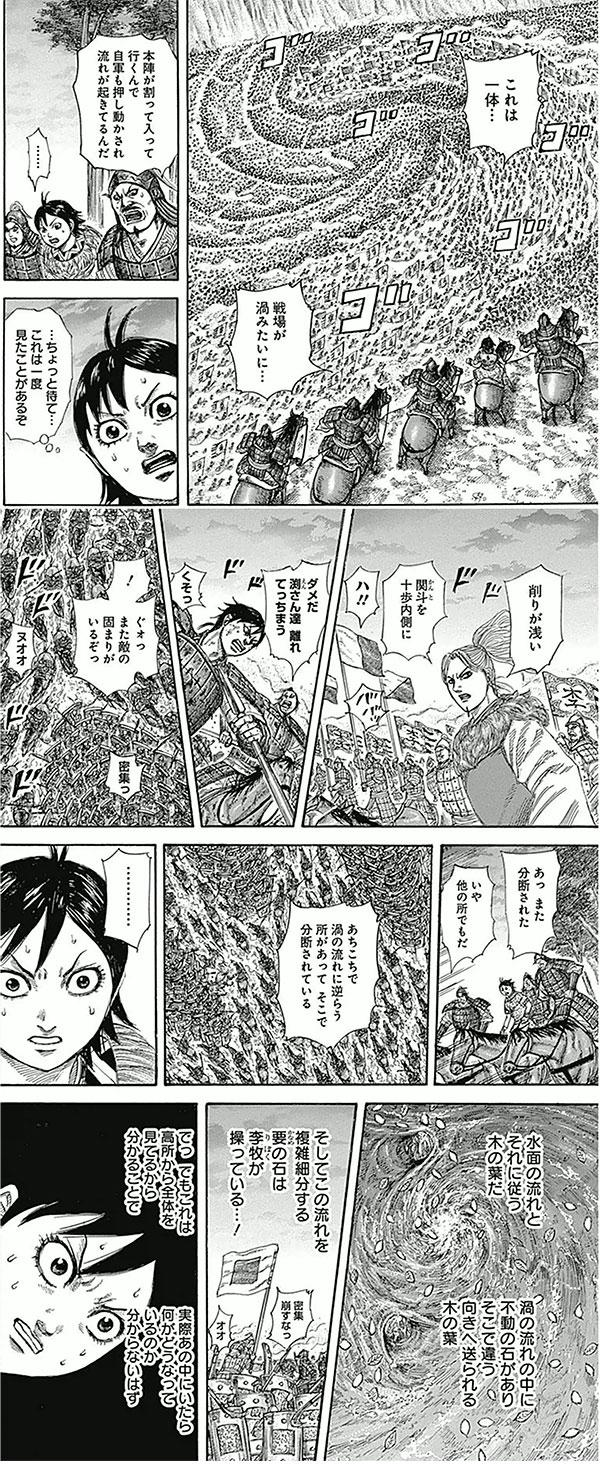 """濁流の如き戦術 """"流動(りゅうどう)"""""""