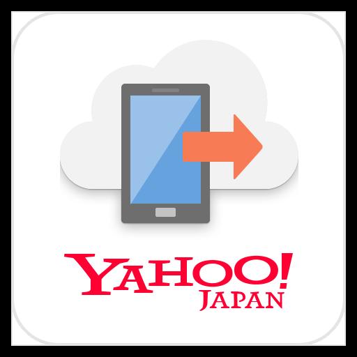 Yahoo!かんたんバックアップアイコン