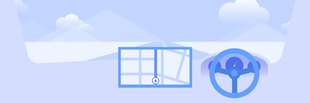 車載ディスプレイ連携でのアプリ使用イメージ
