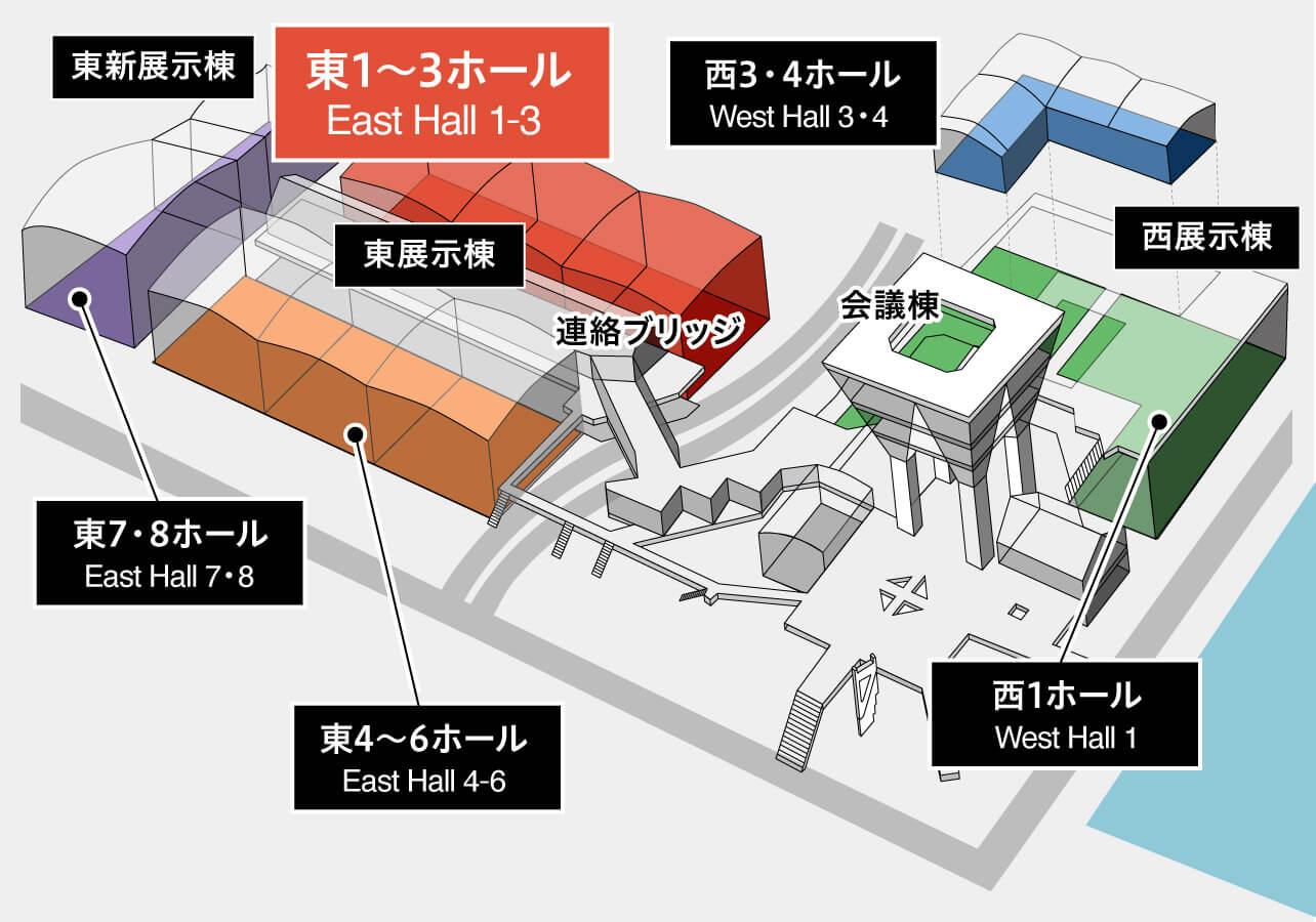 会場ガイドマップ