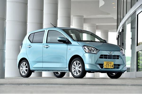 新型ミラ イースのユーザーメリットを重視する開発姿勢に軽自動車の変化を見た