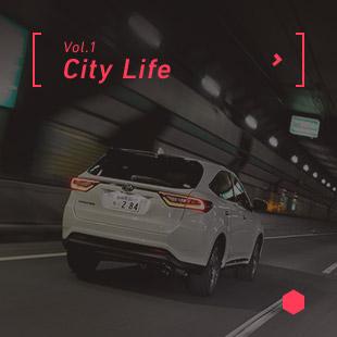 Vol.1 by Akiko Marumo City Life