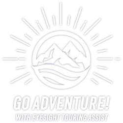 GO ADVENTURE! WITH EYESIGHT TOURING ASSIST