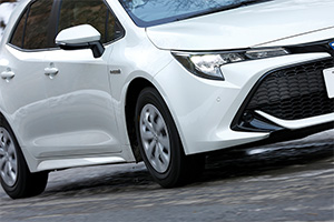 carview! PR企画 - グッドイヤーのオールシーズンタイヤ2モデルで長距離ドライブ。圧雪路やウエット路などで試した