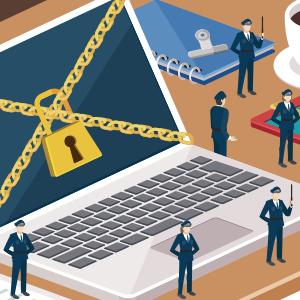 プライバシーを守る体制