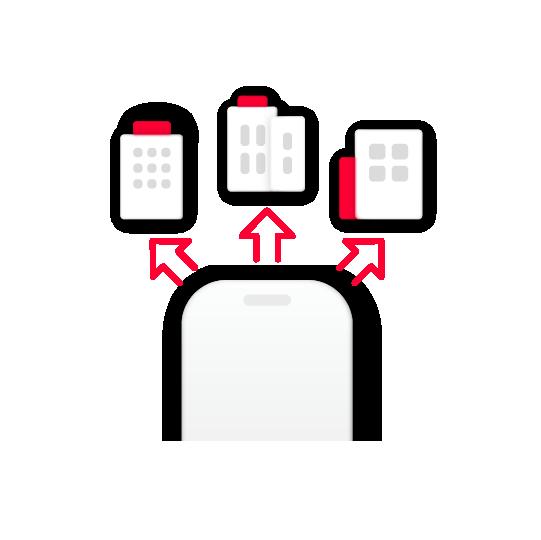 グループ企業とのデータ連携