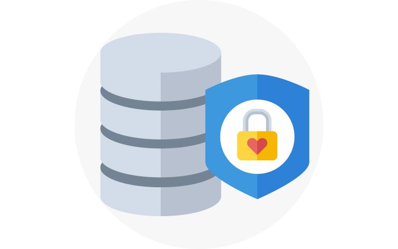 データの安全な保管