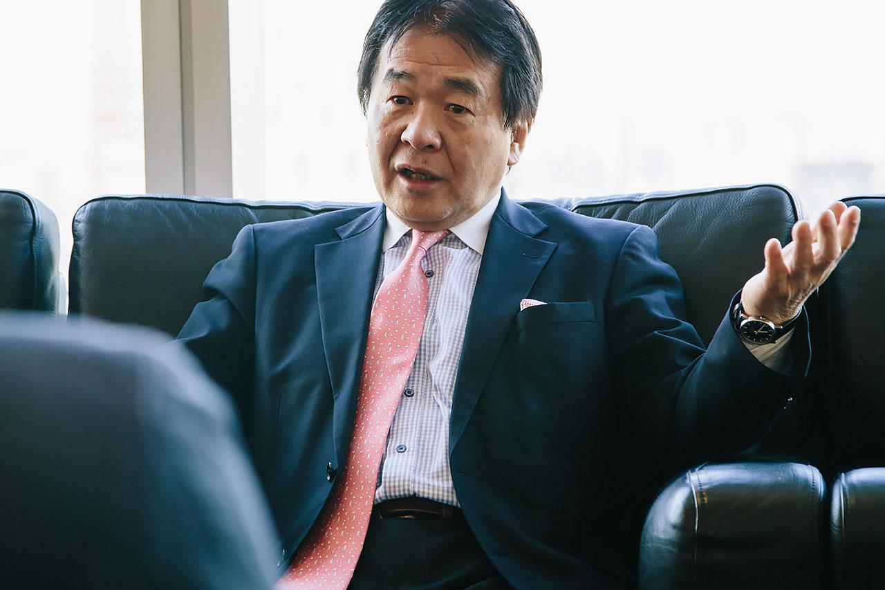 竹中平蔵さん