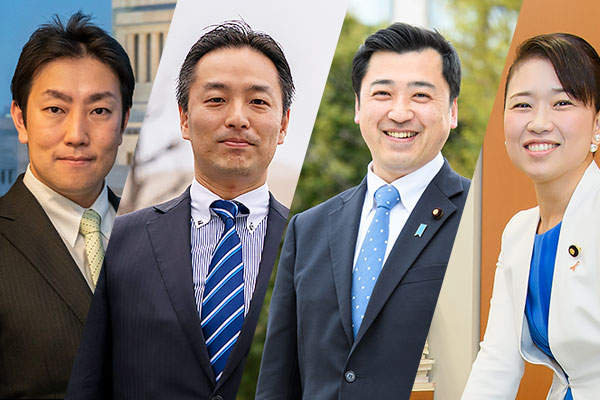 新しい日本を創る<br>改革とは