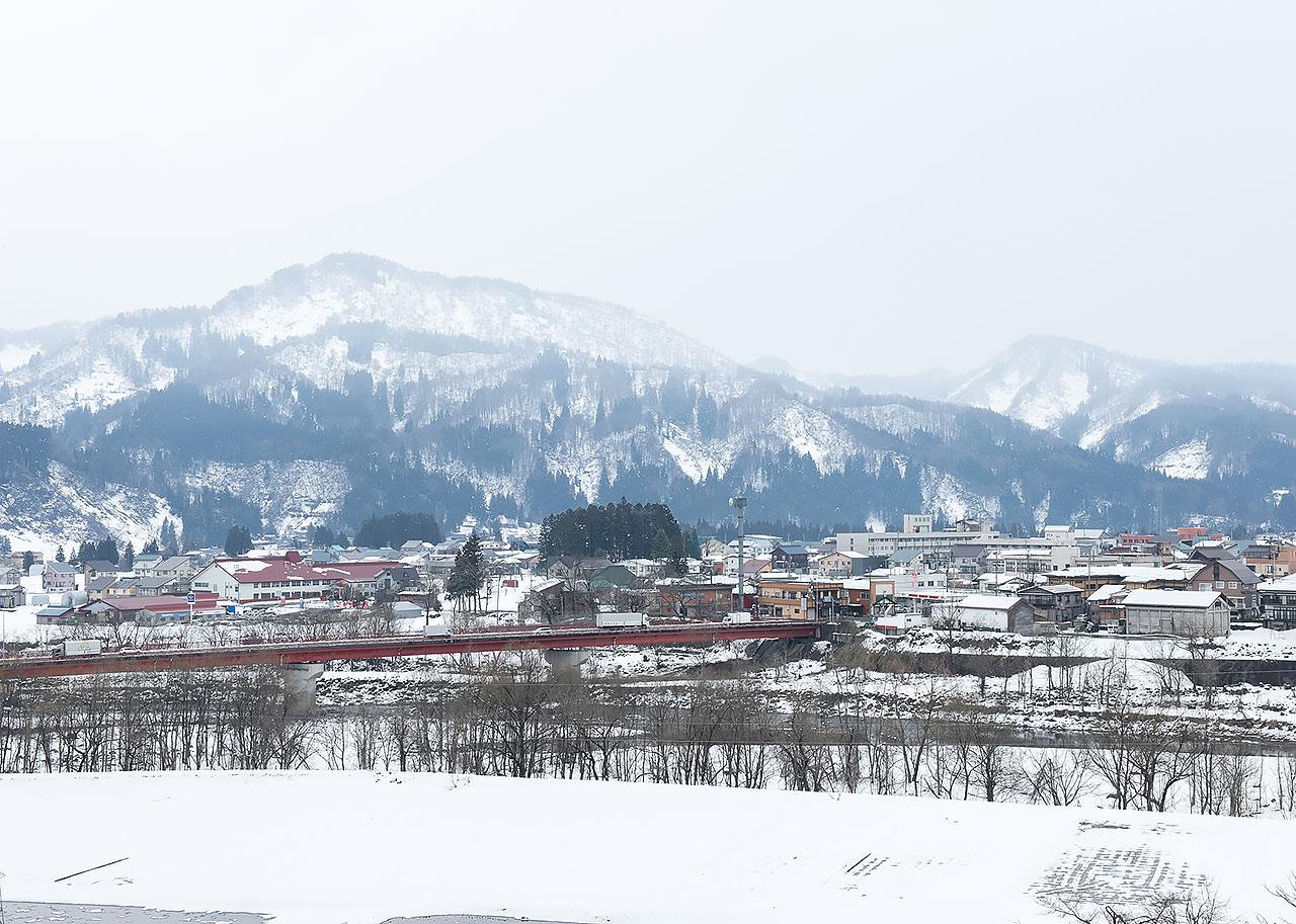 津南町は中越地方に位置し、山間部の豪雪地帯として知られる