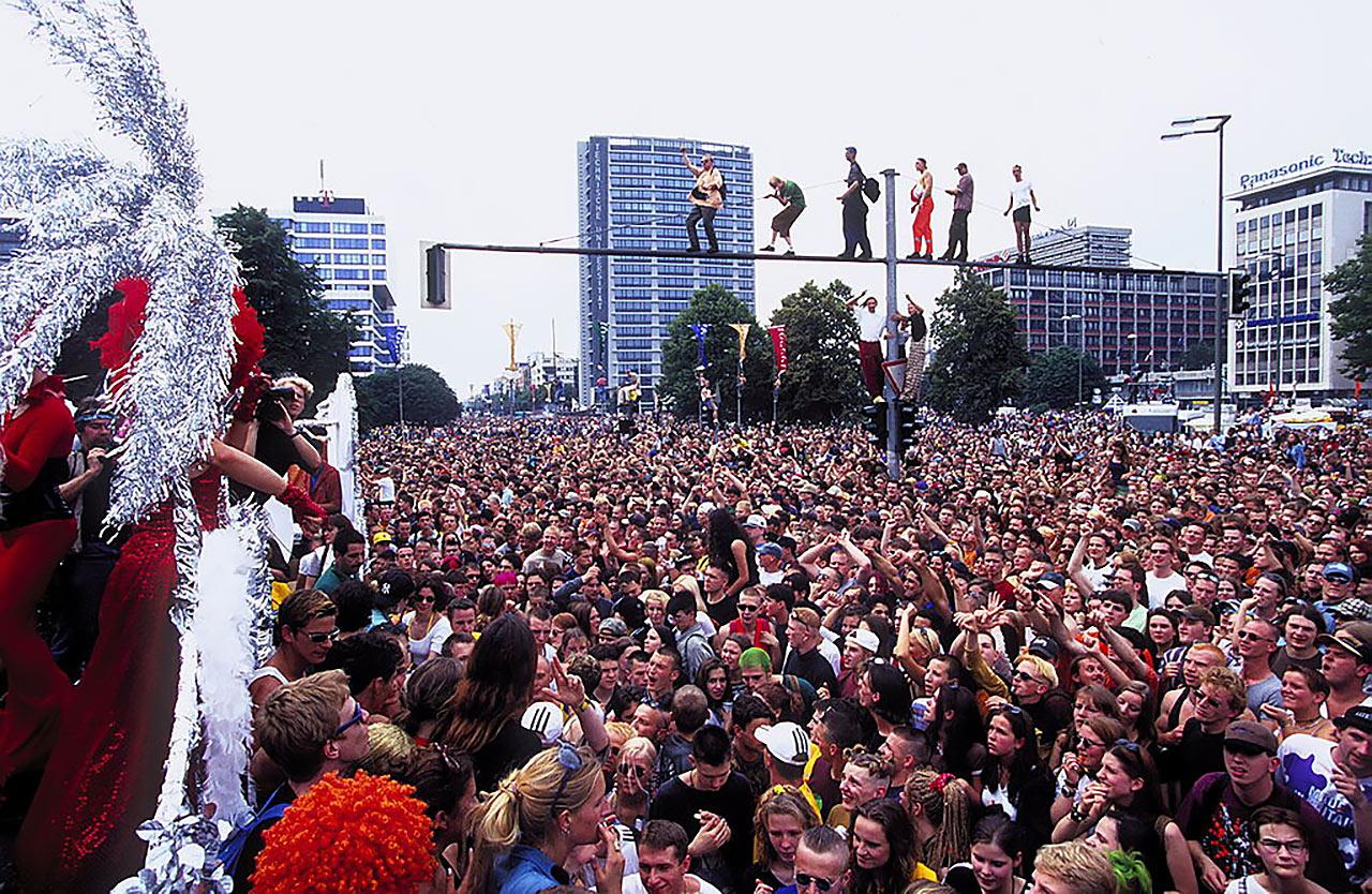 「ラブパレード」