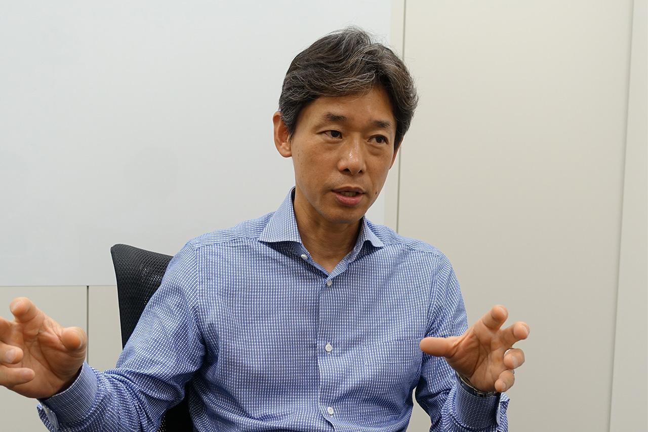 JICAの内藤智之さん