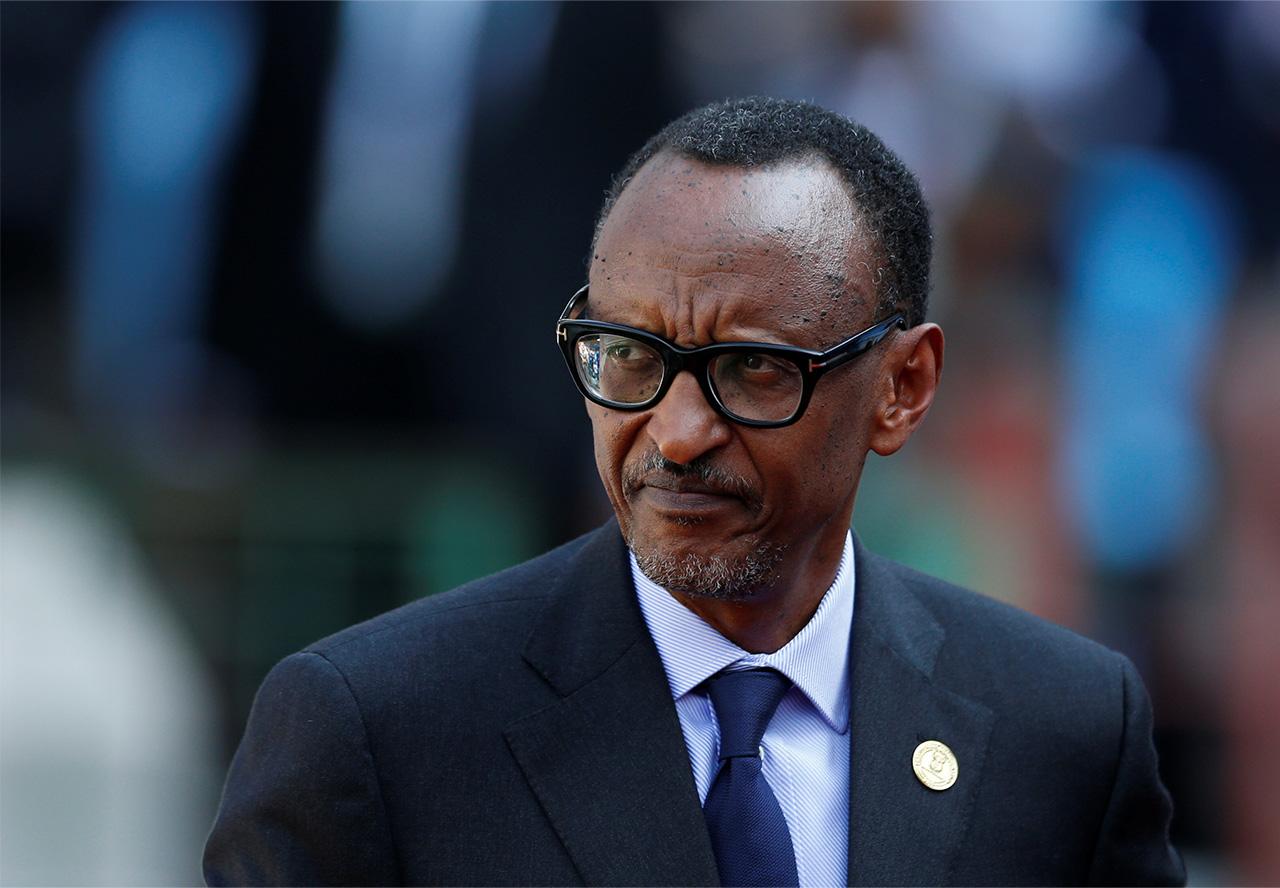 ICT教育を推進するルワンダのカガメ大統領