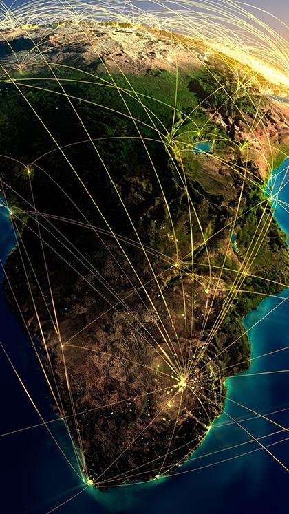 ##05躍進するアフリカ、20年後は?