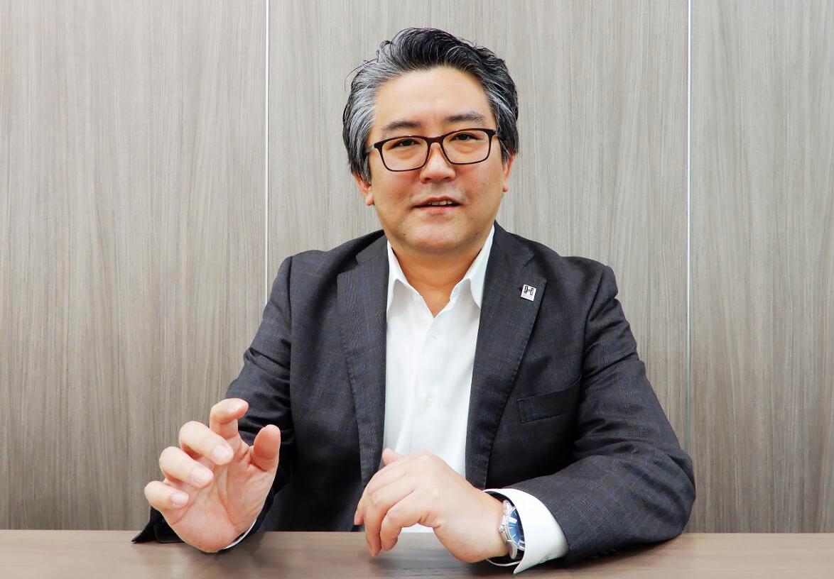 HIROTSUバイオサイエンス株式会社の広津崇亮代表