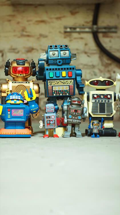 ##10ロボットは未来に寄り添うのか?