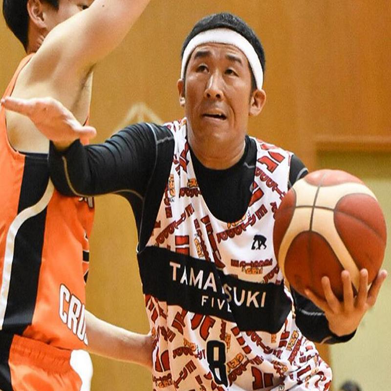 バスケ芸人「麒麟」の田村裕が語る「3x3」の底知れない魅力