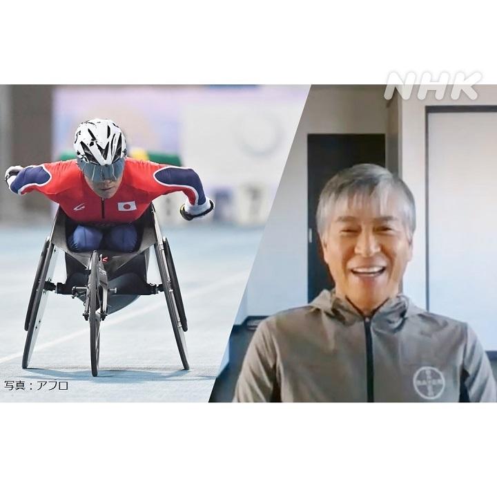 パラ陸上・伊藤智也「きのうの自分を、超えていく」