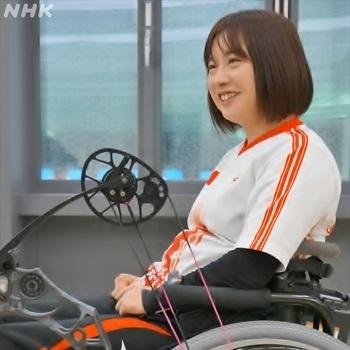 岡崎愛子(パラアーチェリー)「探求の先の躍進」
