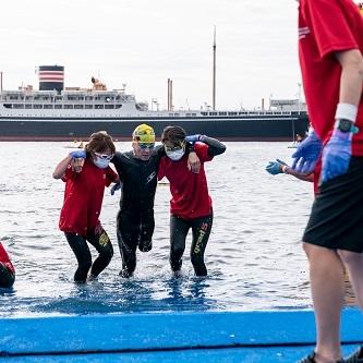 感染症対策で新しいレース、応援スタイルを目指したキングオブ生涯スポーツ「トライアスロン」2年ぶりの横浜大会が閉幕!