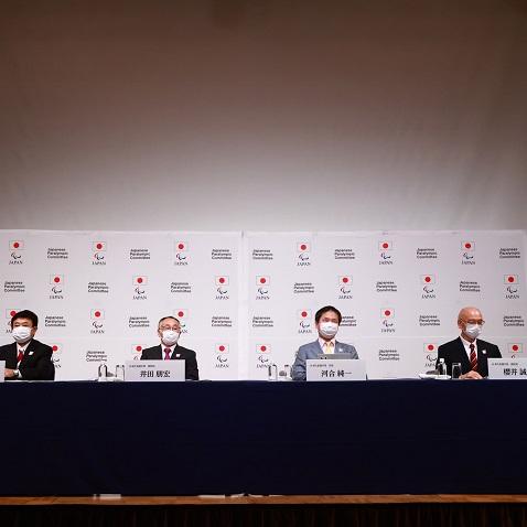 パラリンピック日本選手団221選手・総勢384名が発表される。国枝が主将、マセソン美季さんが副団長に!〜第一次発表〜
