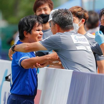 7人が連携したGOALを~ブラサカ日本代表田中章仁選手インタビュー