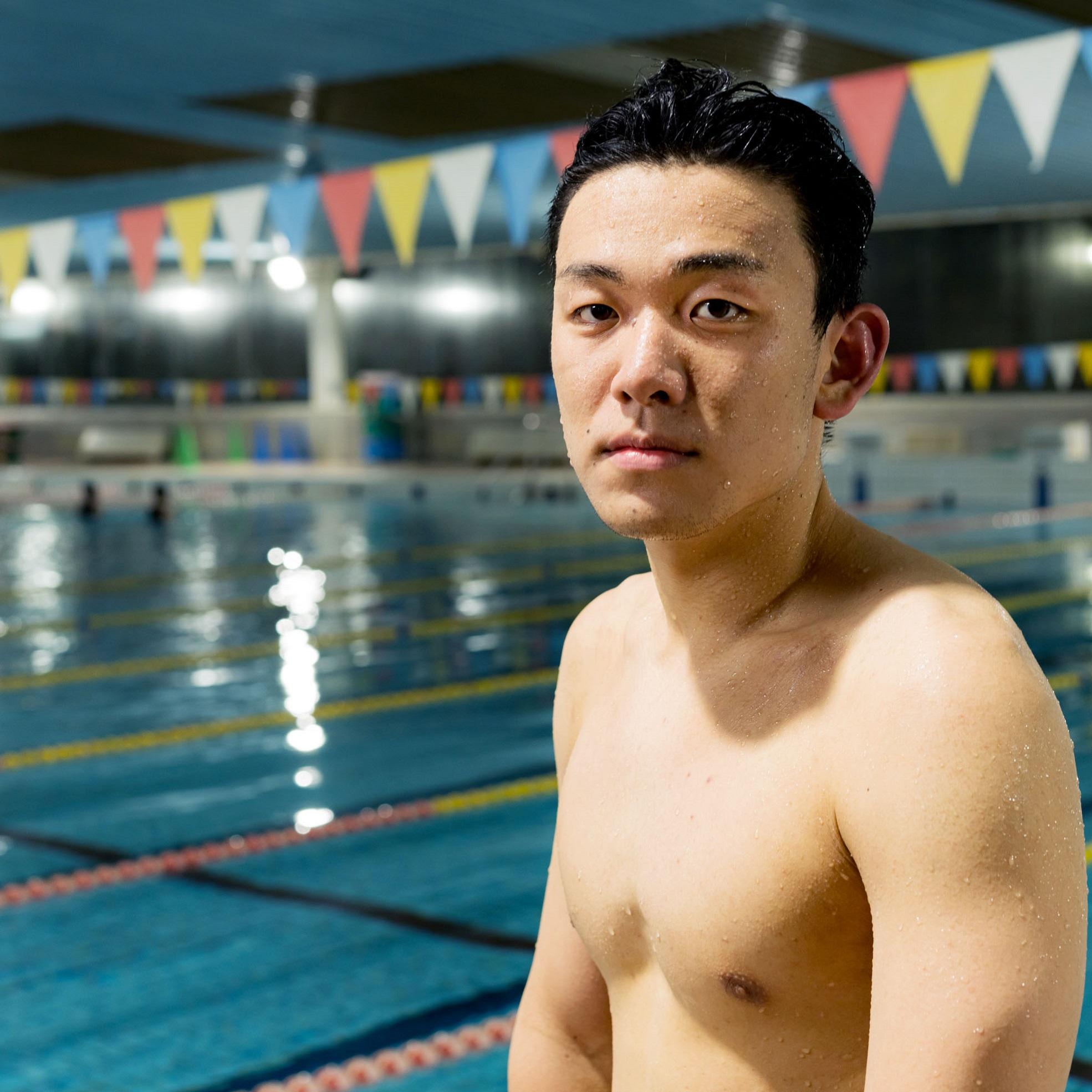 パラ水泳界のニューヒーロー 競泳・山口尚秀選手
