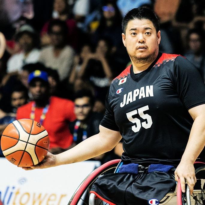 リオから4年、変わらない信念で積み重ねてきた日々 車いすバスケ・香西宏昭