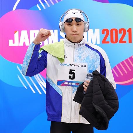 生きの良い「カツオ」が世界の大海へ――男子200m自由形・金メダルを目指す松元克央の挑戦