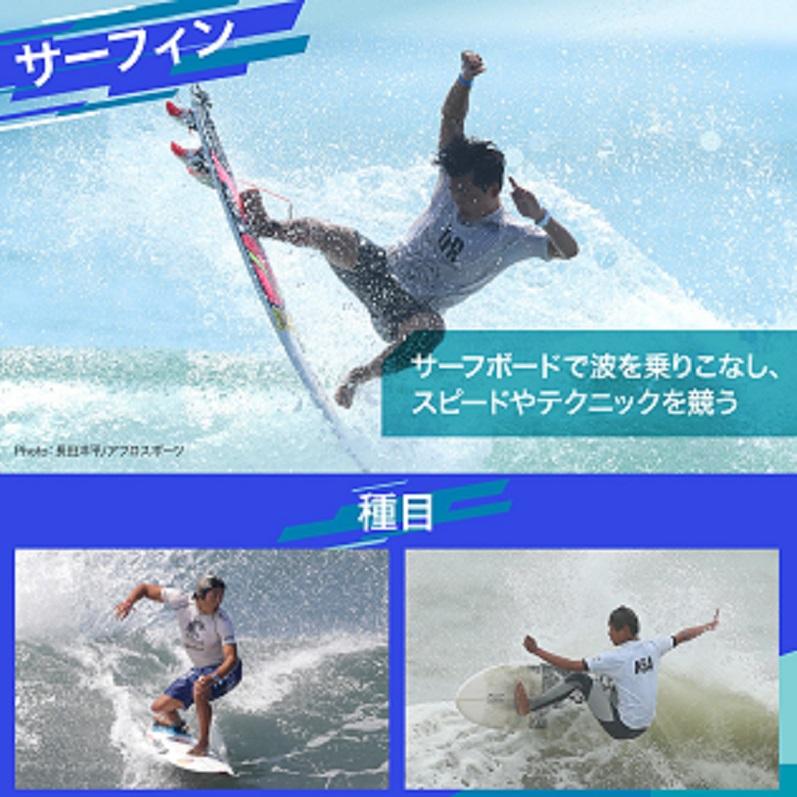 【図解】東京2020オリンピックの新競技・サーフィンのルールと見どころ